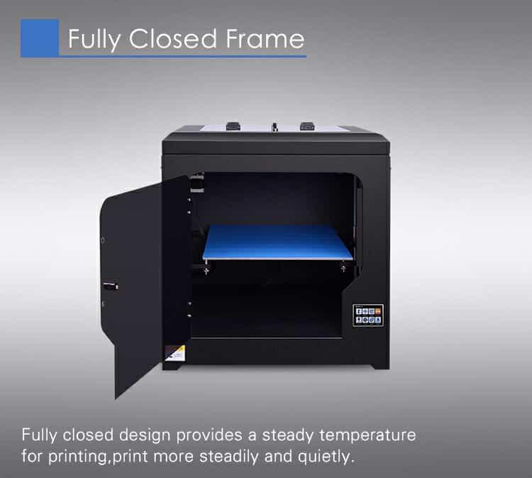 Print speed maximum 150 mm/s