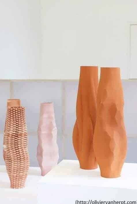 3D Printing Ceramic Arts