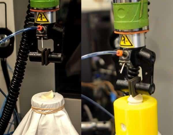 3D Printer กับวัสดุที่เป็นเส้นใย (textiles)