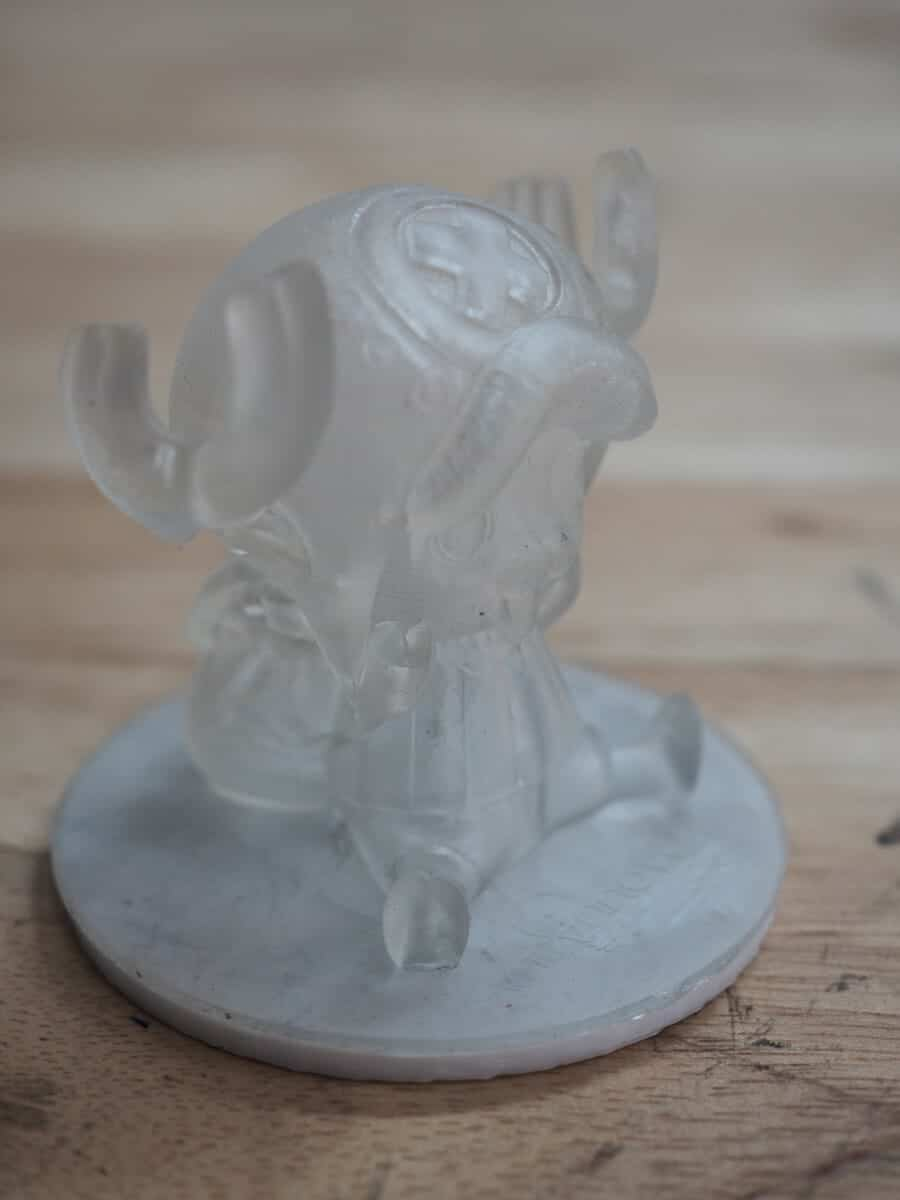 Flexible Resin 1000CC - Sync Innovation 3D Printer