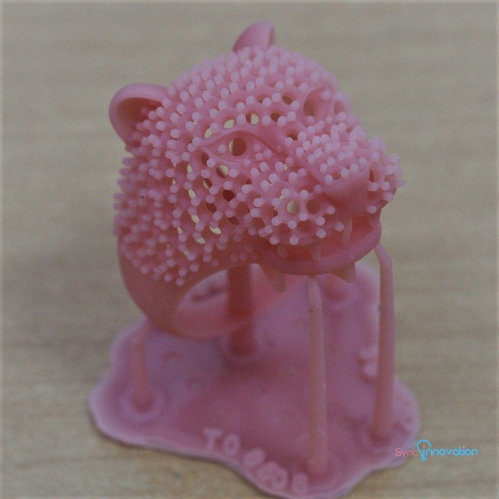 resin rubber mold