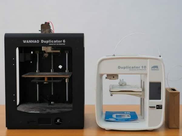 รีวิวการใช้งานเครื่อง 3D Printer รุ่น Duplicator 10