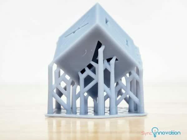 การสร้าง Support สำหรับเครื่อง SLA หรือ DLP 3D Printer