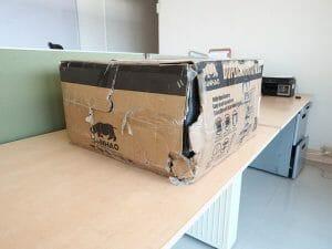 Import box