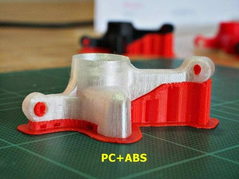 Material Cost 3d printer