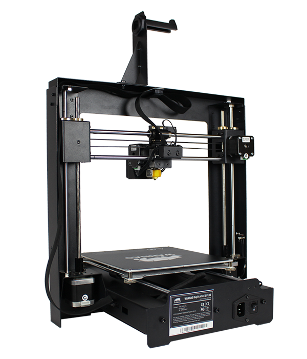 SOFTWARE INCLUDED Cura