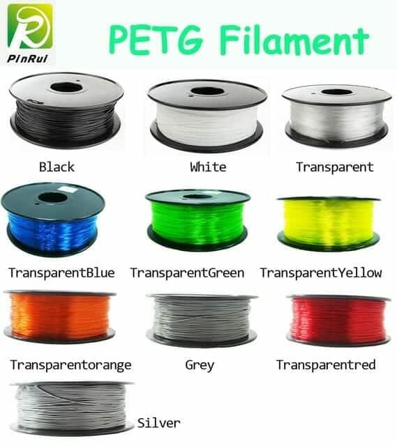 PETG Filament วัสดุดีที่ถูกมองข้าม