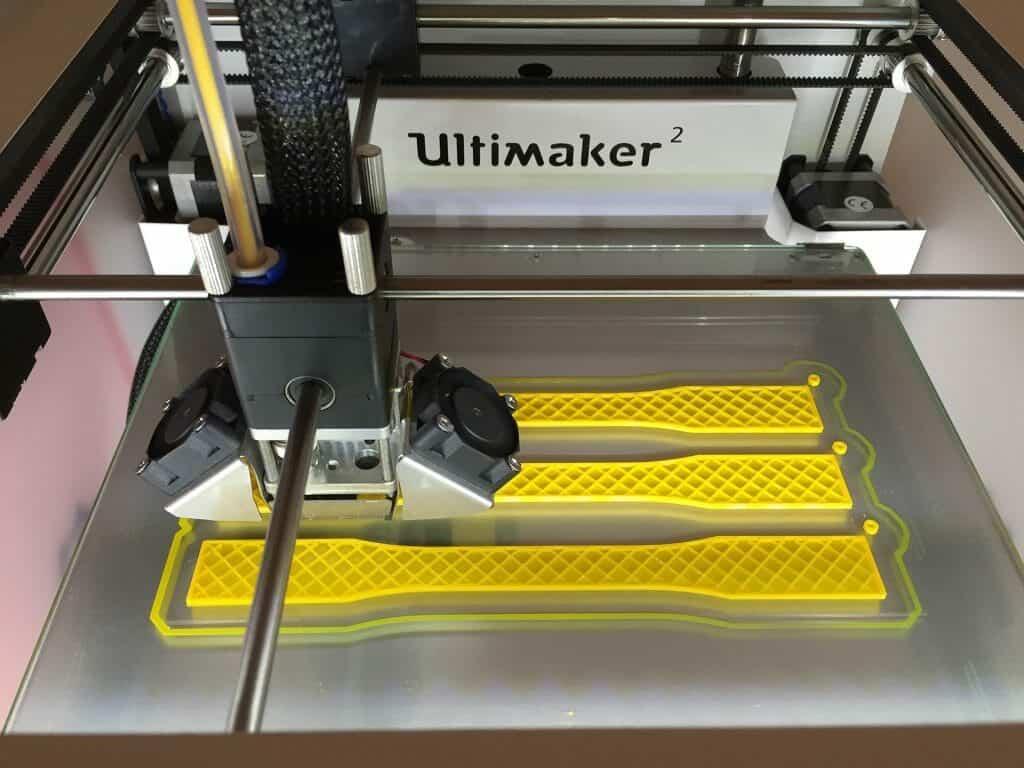 การปรับค่า Infill สำหรับเครื่อง FDM 3D Printer