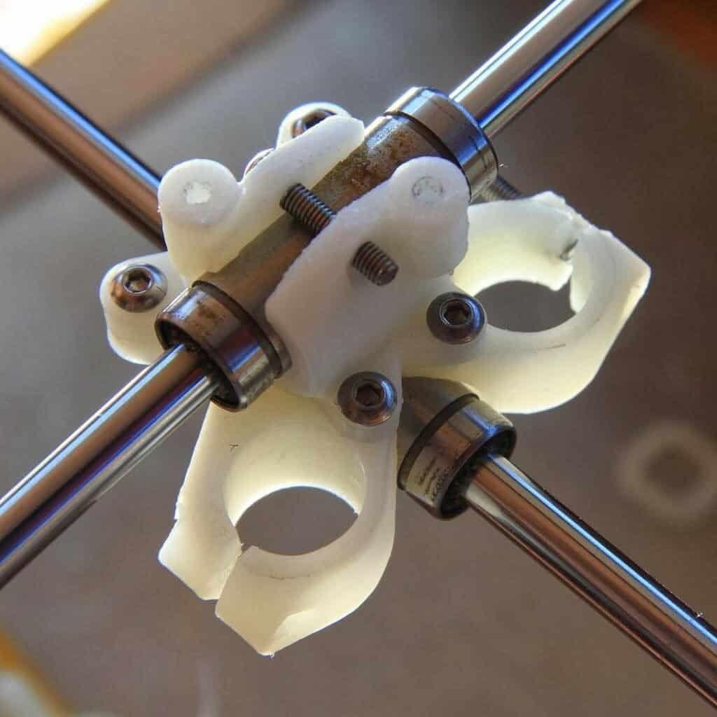 แนะนำพลาสติกวิศวกรรมสำหรับเครื่อง 3D Printer