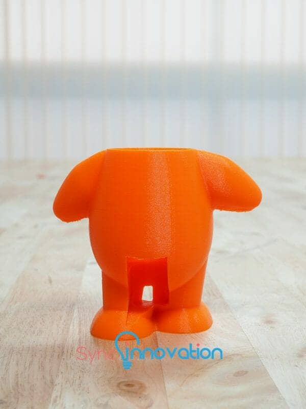 Flexi Rex 3D Printed