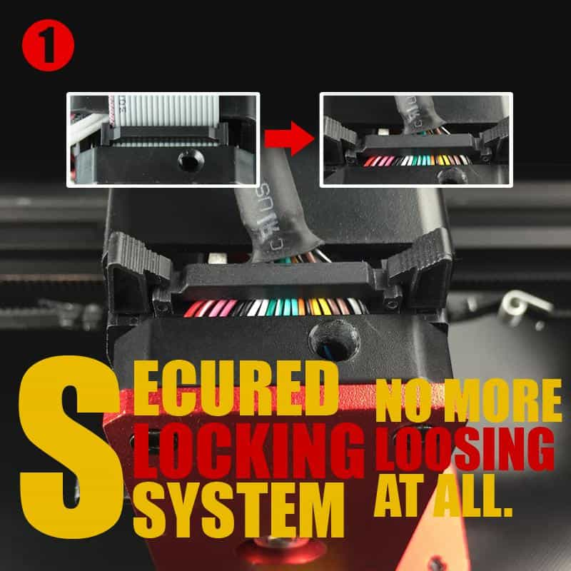 Secured locking system