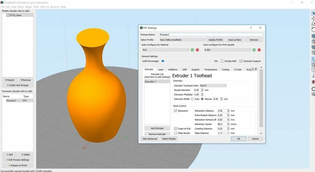 แนะนำผู้พัฒนา Software ที่เกี่ยวข้องกับเทคโนโลยี 3D Printing
