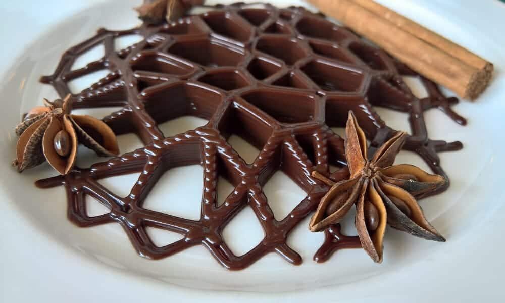 3d printer chocolate