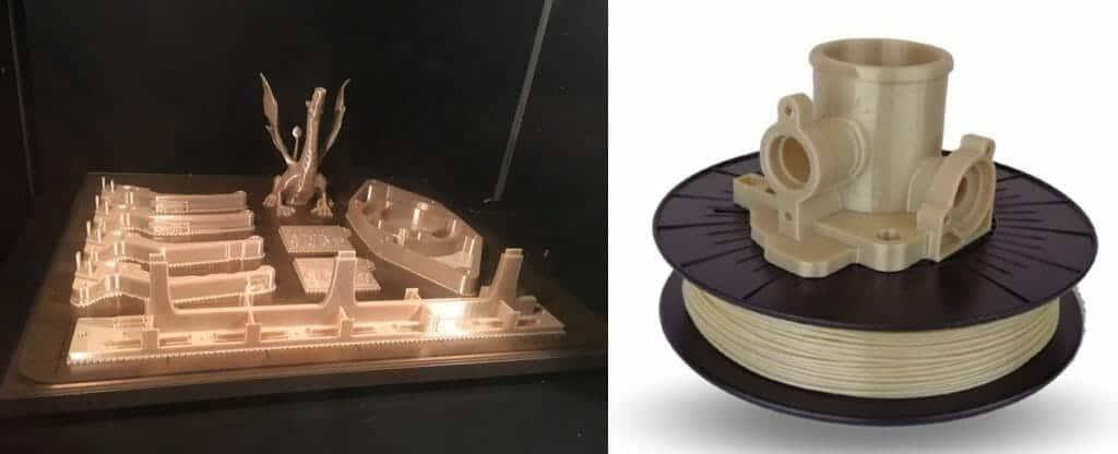 3D Printer ULTEM filament