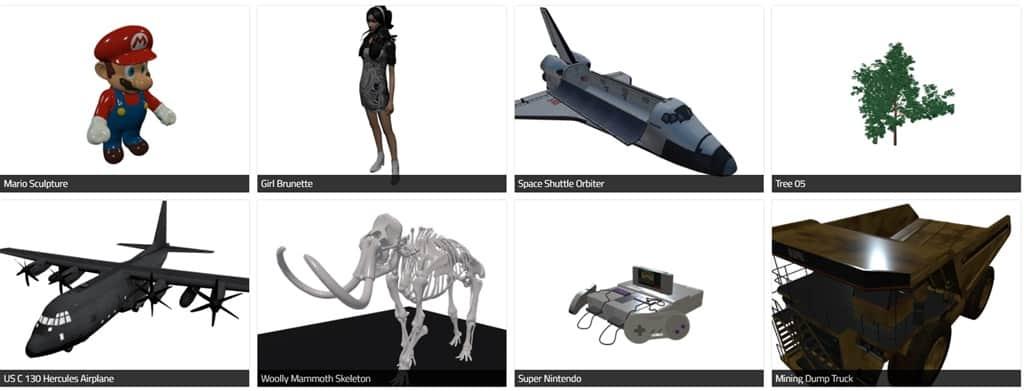 3d models design