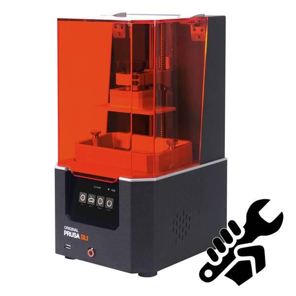 Prusa MSLA 3D Printer