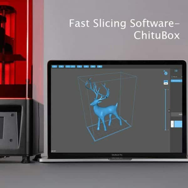Chitu box for Mars