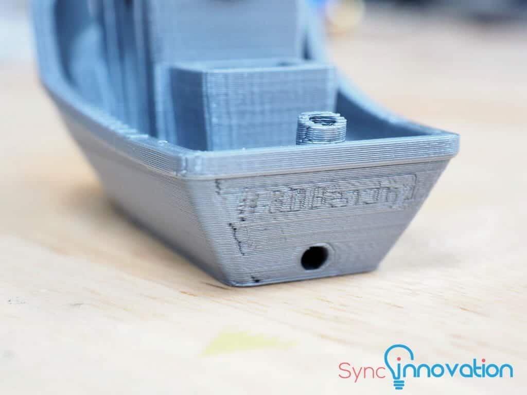 FDM VS SLA Detail compare