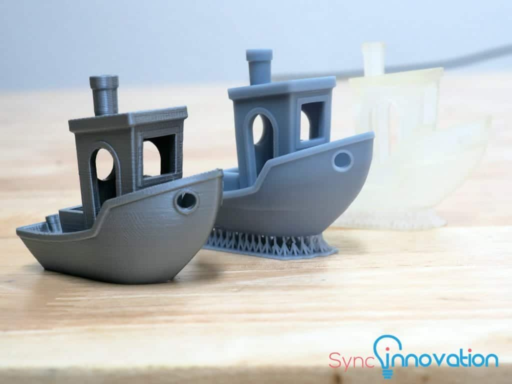 FDM VS SLA 3D Printer