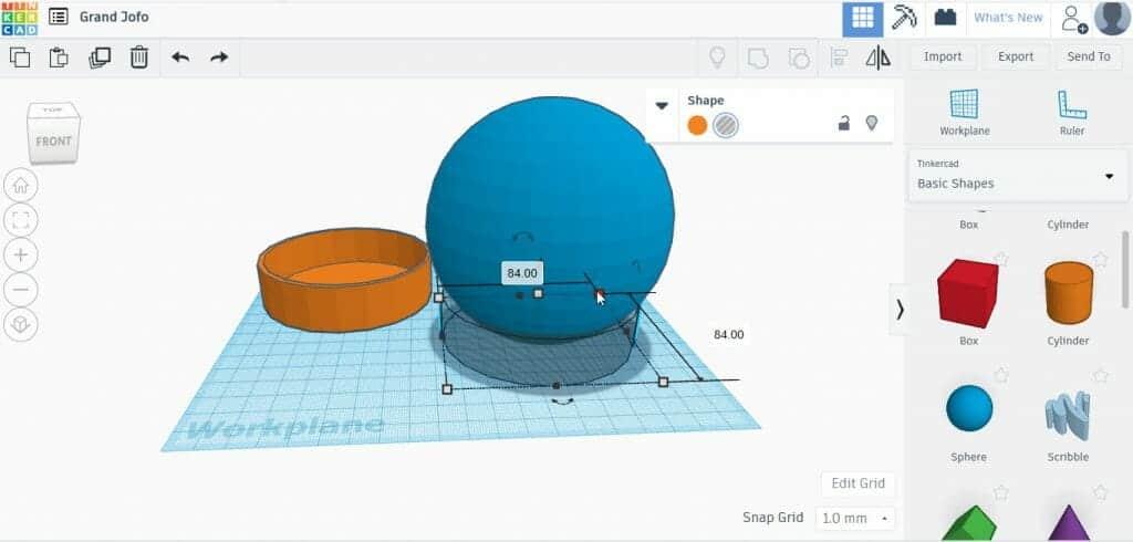 DIY Project ด้วย 3D Printer #5 โคมไฟ