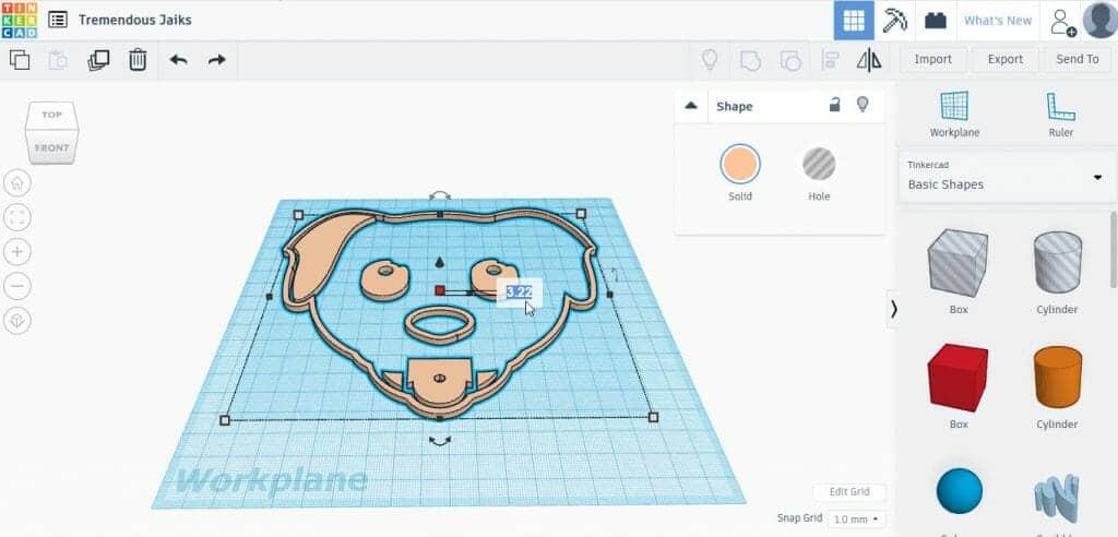 DIY Project ด้วย 3D Printer #2 เปลี่ยน 2D ให้เป็น 3D
