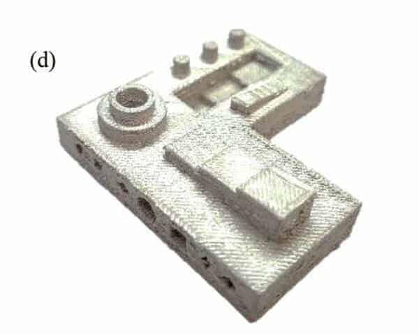 Ultrafuse 316L Metal part