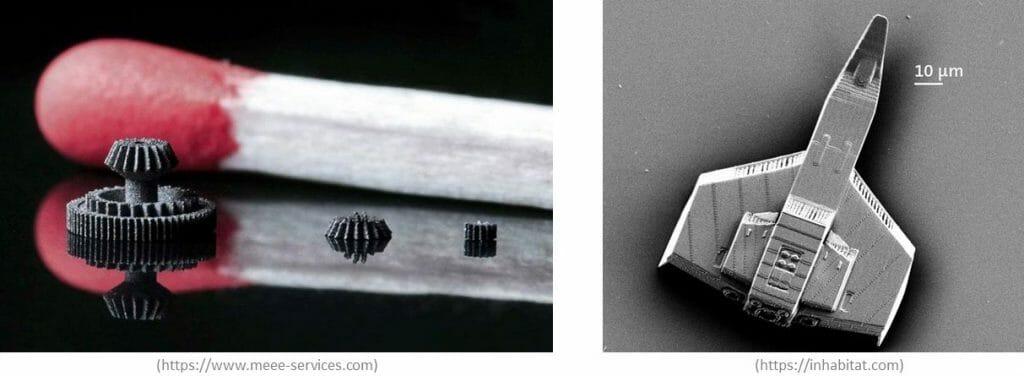 Micro และ Nano 3D Printing Technology