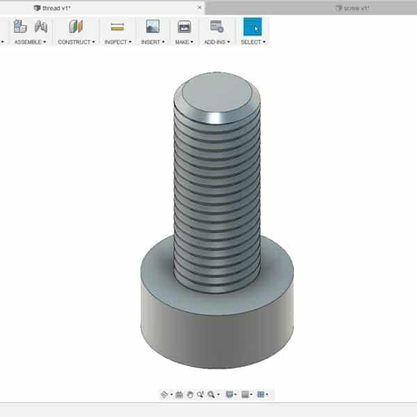 การหาค่าขนาด การสวมประกอบที่เหมาะสมสำหรับชิ้นงานที่ผลิตจาก 3D Printer
