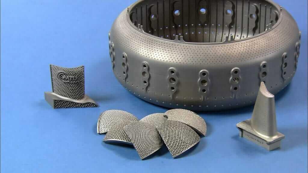 อุตสาหกรรมการผลิต Metal 3D Printer ในอนาคต