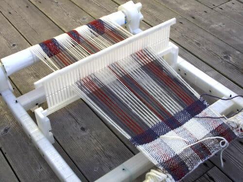 3d printer Rigid Heddle Loom