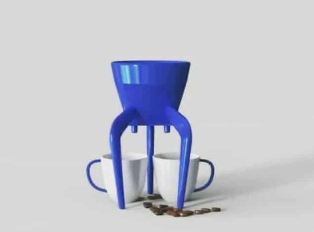 3d printer Electric Coffee Maker
