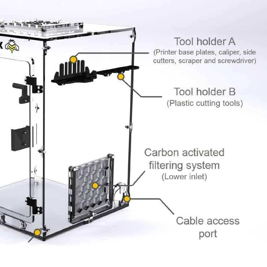install carbon filter