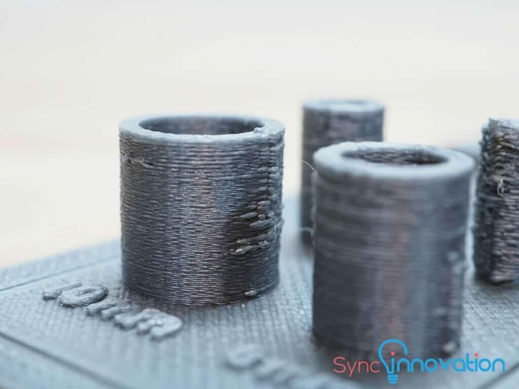 FDM 3D Printer Blob