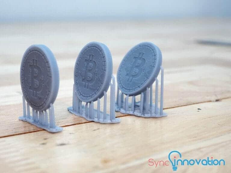 Resin 3D Printer กับเทคนิคการวางชิ้นงานให้เหมาะสม -
