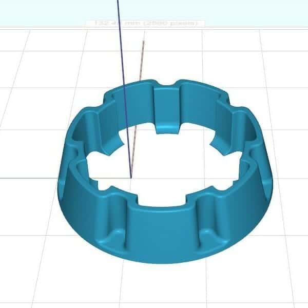 Resin 3D Printer กับเทคนิคการวางชิ้นงานให้เหมาะสม