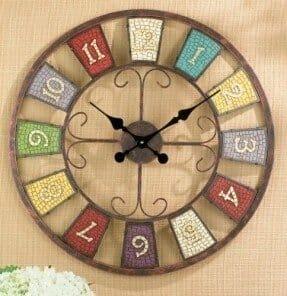 3d printed modern clock