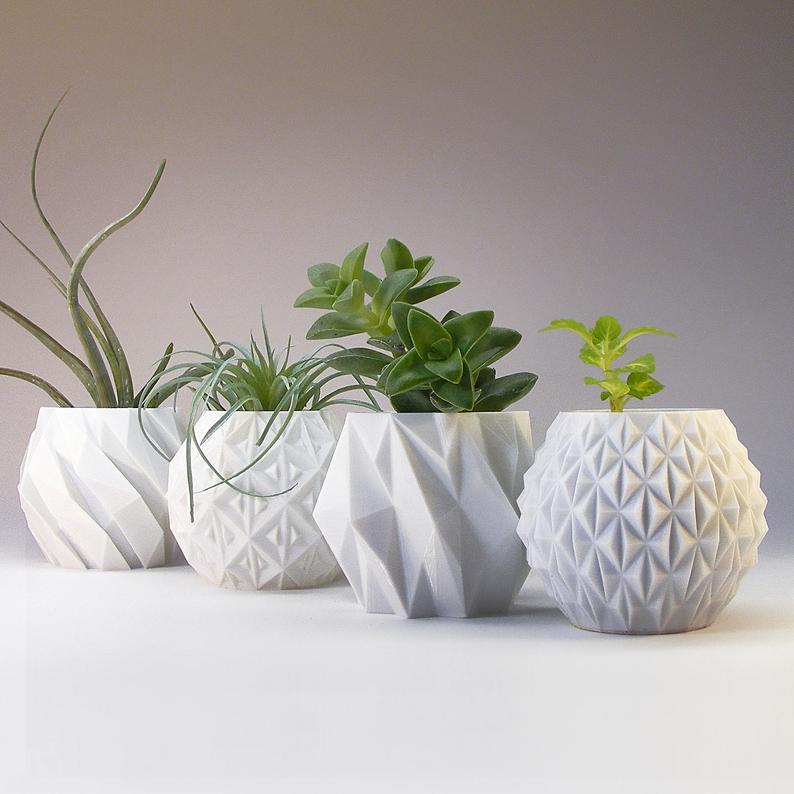 planter home 3d printing