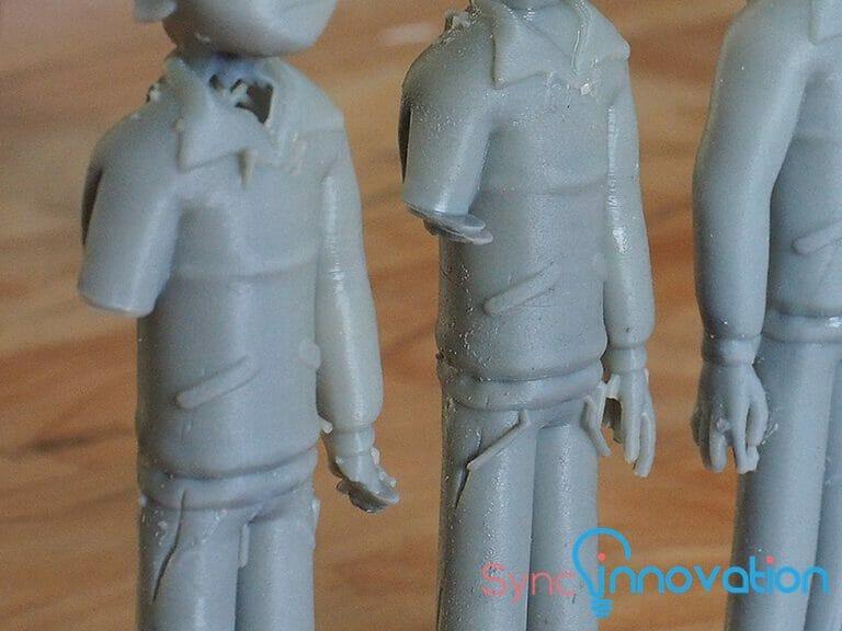 Resin 3D Printer Crack