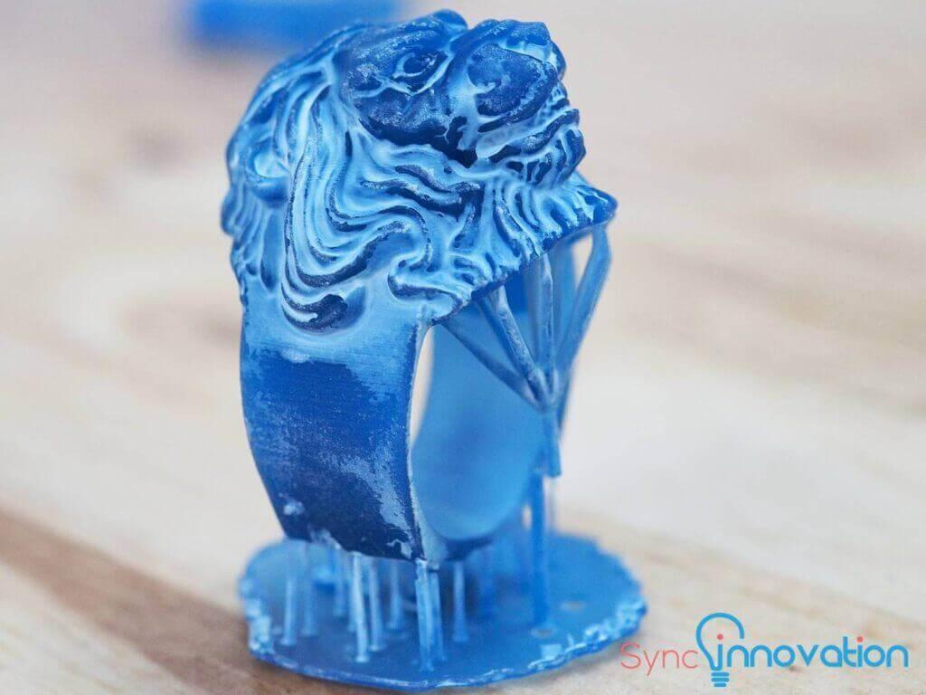 12 ปัญหางานพิมพ์เสียของเครื่อง LCD 3D Printer และวิธีแก้ไข