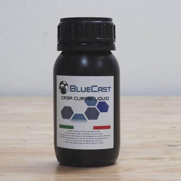 Bluecast Curing liquid