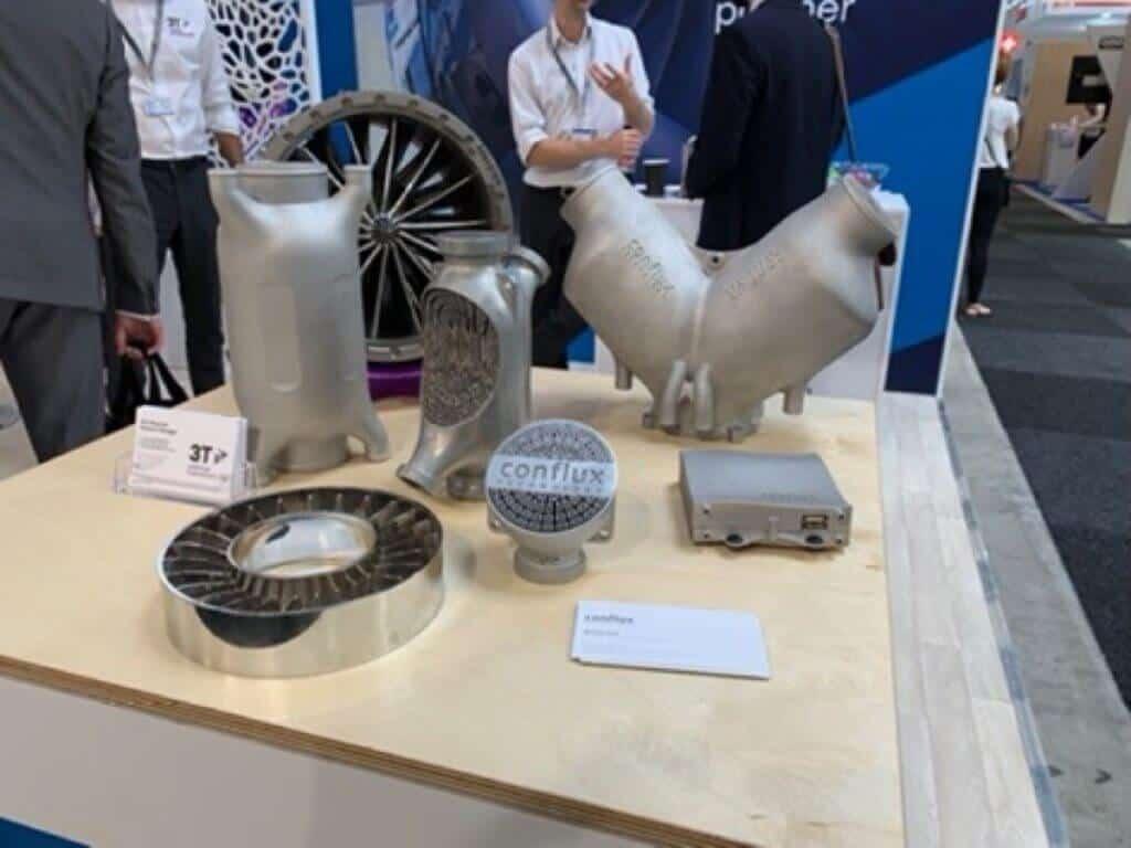 aerospace metal 3D printing
