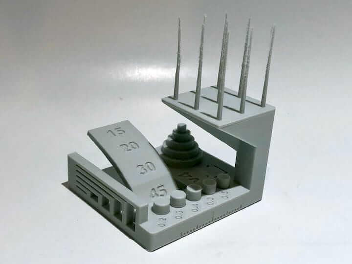 3D Model Calibration โหลดฟรีสำหรับทดสอบเครื่อง 3D Printer