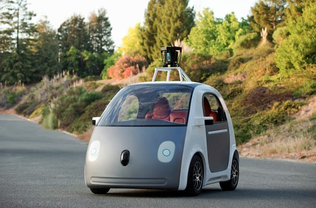 Best In Class: Google's Self-Driving Car Could Be the Future