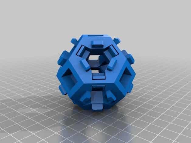 CALIBLOCK - Calibration Print 3d model
