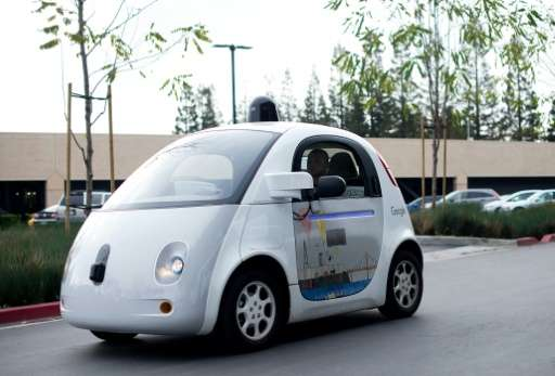Google self-driving car project teams with FiatChrysler