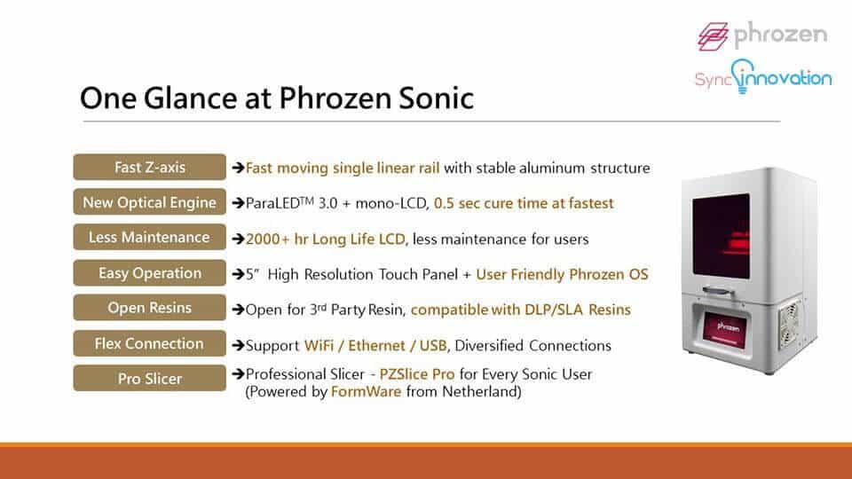 Phrozen Sonic