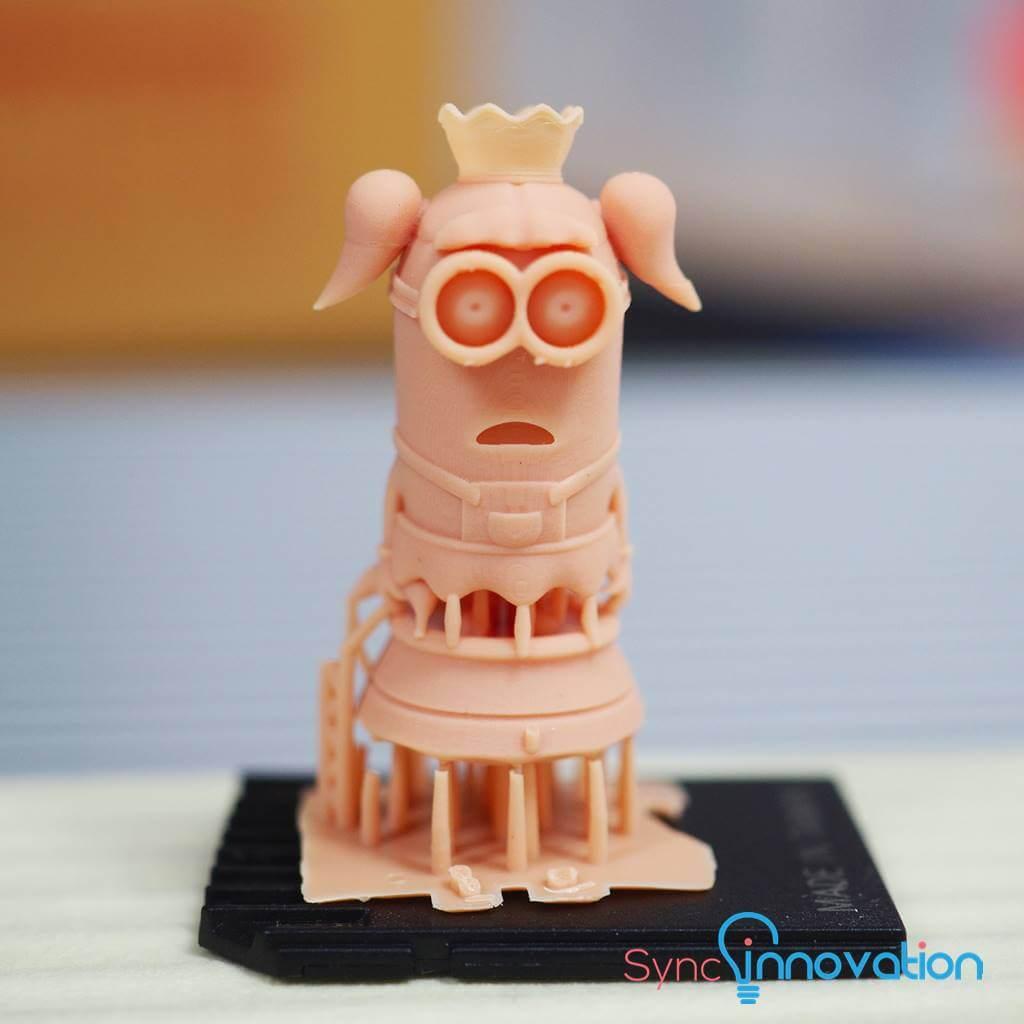 แนะนำเรซิน และการเลือกใช้ สำหรับเครื่อง LCD 3D Printer