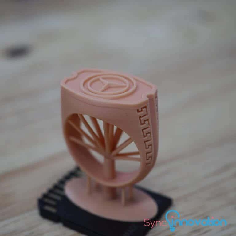 MSLA 3D Printer Jewelry