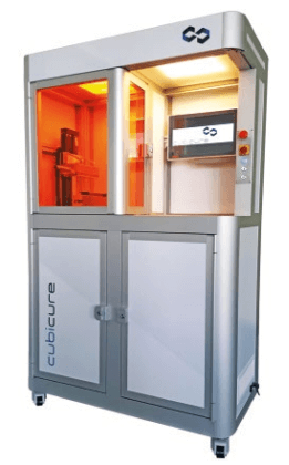 เทคโนโลยี Hot Lithography ต่างกับ DLP 3D Printing อย่างไร