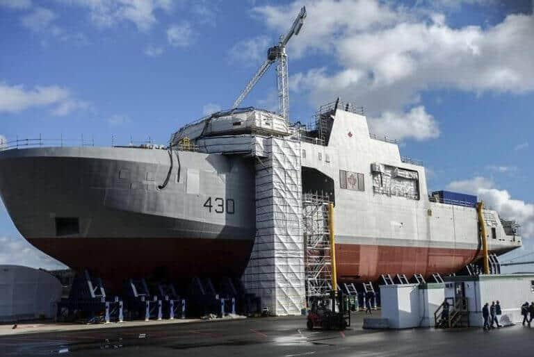 ship building additive manufacturing